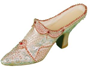 "Chaussure miniature ""Milady"""