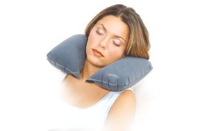 Travel Blue - Coussin gonflable